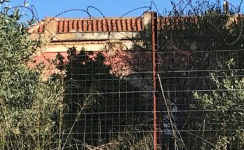 Μαρούσι: Μεγάλη επιχείρηση εκκένωσης της επί χρόνια κατάληψης της 'Έπαυλης Κούβελου - Κλειστές Διονύσου και Σόλωνος
