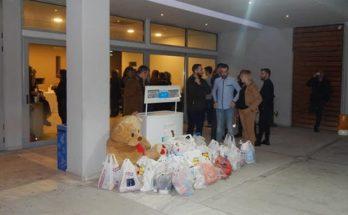 Με επιτυχία πραγματοποιήθηκε η κεντρική χριστουγεννιάτικη εκδήλωση του Δήμου Μεταμόρφωσης