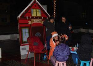 Φωταγώγηση του Χριστουγεννιάτικου Δέντρου του Δήμου Μεταμόρφωσης.