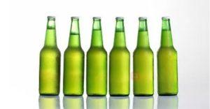 Μπύρα πράσινα ή καφέ μπουκάλια