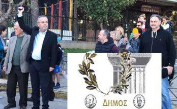 Ο Δήμος Παπάγου Χολαργού ο 5ος Αγώνας Δρόμου Πόλης Παπάγου-Χολαργού