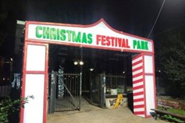 Η Μελωδία της Δημιουργίας στο Christmas Festival Park