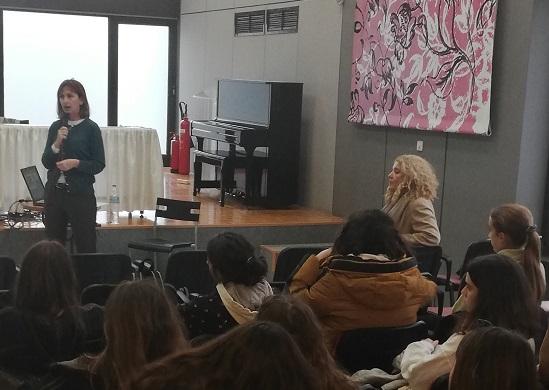 Ευαισθητοποίηση μαθητών για την Ευρωπαϊκή Ημέρα για την Προστασία των Παιδιών ενάντια στη Σεξουαλική Εκμετάλλευση και τη Σεξουαλική Κακοποίηση