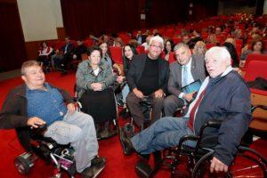 Ο Περιφερειάρχης Γιώργος Πατούλης: Σε κεντρικές εκδηλώσεις με αφορμή την Παγκόσμια Ημέρα Ατόμων με Αναπηρία
