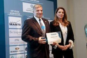 Χαιρετισμός Περιφερειάρχη Αττικής στα βραβεία Treasures of Greek Tourism Awards 2019