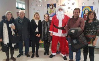 Δημοτική ομάδα Συμπολιτείας: Ο Άγιος Βασίλης επισκέφτηκε τα παιδιά του ΠΙΚΠΑ Πεντέλης και τους πήγε δώρα