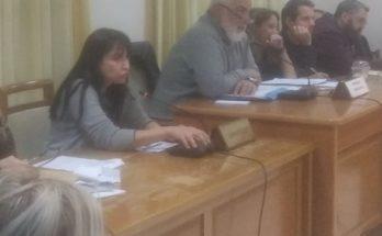 Στο Δημοτικό Συμβούλιο 3/12 συζητήθηκε εκτός ημερήσιας διάταξης το θέμα της πιθανολογούμενης μεταφοράς προσφύγων στην Ψυχιατρική Κλινική Λυράκου