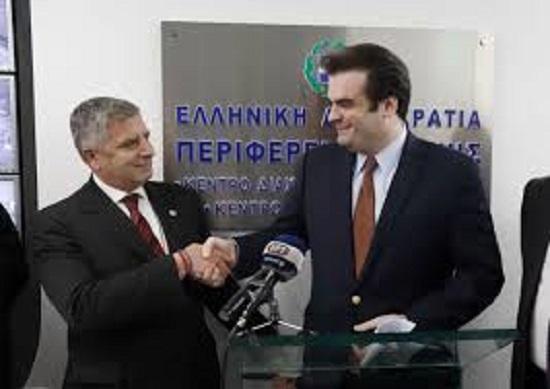 Το νέο κέντρο διαχείρισης της κυκλοφορίας & οδικής ασφάλειας της Περιφέρειας Αττικής εγκαινίασε ο Περιφερειάρχης Γ. Πατούλης, παρουσία του Υπ. Ψηφιακής Διακυβέρνησης Κ. Πιερρακάκη
