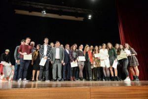 Τους επιτυχόντες σε Ιδρύματα Τριτοβάθμιας Εκπαίδευσης βράβευσε ο Δήμος Λυκόβρυσης - Πεύκης