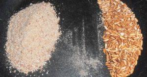 Ξεχωρίστε το φυσικό ρύζι από την απομίμηση που περιέχει πλαστικό
