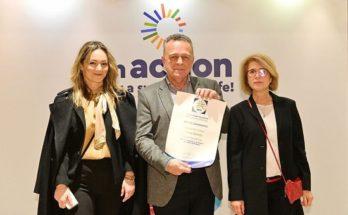 Βραβείο Bravo Society για το δήμο Χαλανδρίου