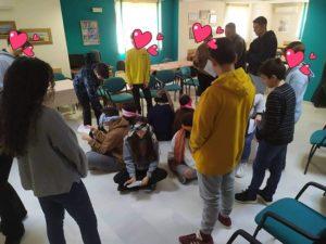 Βριλήσσια-Οργανισμός Κοινωνικής Προστασίας & Αλληλεγγύης1η συνάντηση 2ου κύκλου (Ιανουάριος-Μαρτιος 2020) Βιωματικών Εργαστηρίων για νέους 13-18 ετών