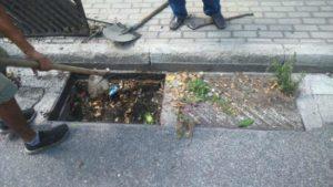 Καθαρισμοί και αποφράξεις φρεατίων ομβρίων υδάτων στο Δήμο Βριλησσίων