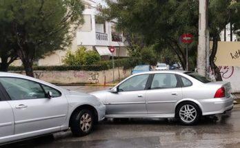  ΠΟΛΙΤΙΚΗ ΠΡΟΣΤΑΣΙΑ ΔΗΜΟΥ ΒΡΙΛΗΣΣΙΩΝ: Τροχαίο ατύχημα έχουμε αυτή την στιγμή στην οδό Κίσαβου και Εθνικής Αντιστάσεως