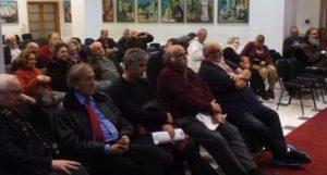 Tην Παρασκευή 10/1 στο Δημαρχείο Αμαρουσίου πραγματοποιήθηκε συγκέντρωση της Συντονιστικής Επιτροπής Αγώνα κατά της μετεγκατάστασης του Καζίνο της Πάρνηθας στο Μαρούσι