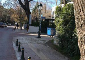 Δήμος Κηφισιάς : Αποκατάσταση προβληματικών σημείων συγκέντρωσης απορριμμάτων