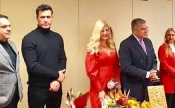 Ο Όμιλος για τηνUNESCOΒορείων Προαστίων και η Προέδρου του Μαρίνα Πατούλη Καλωσόρισαν το 2020 με την κοπή της παραδοσιακής βασιλόπιτας στα γραφεία του
