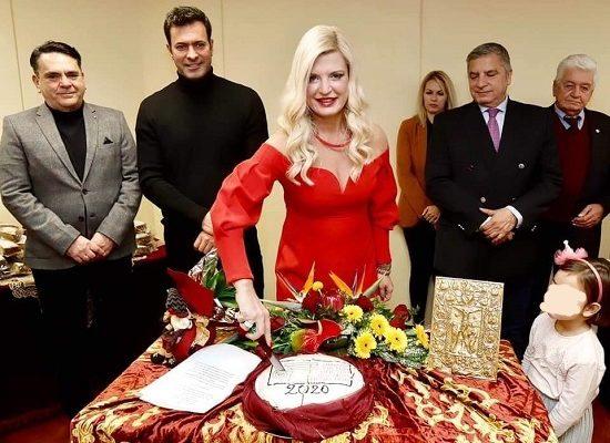 Την Πρωτοχρονιάτικη Βασιλόπιτα έκοψε η Παιδική Χορωδία του Ομίλου για την UNESCO Βορείων Προαστίων