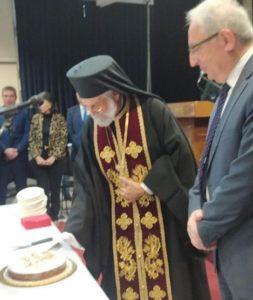 Την Πρωτοχρονιάτικη πίτα του έκοψε ο Δήμος Αμαρουσίου
