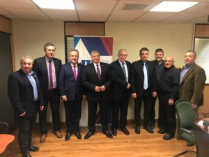 Ο Δήμαρχος Παπάγου Χολαργού Αποστολόπουλος Ηλίας είναι ο νέος πρόεδρος του Διοικητικού Συμβουλίου του Ινστιτούτου Τοπικής Αυτοδιοίκησης.