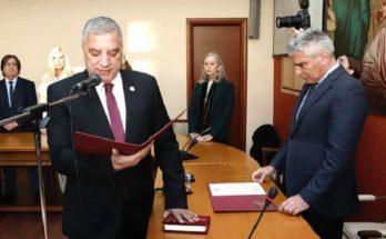 Ο Γιώργος Πατούλης σήμερα ανακηρύχτηκε και ορκίστηκε ως Διδάκτορα της Ιατρικής Σχολής του Εθνικού Καποδιστριακού Πανεπιστημίου Αθηνών.
