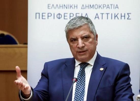 Γ. Πατούλης: «Εντατικοποιήσαμε τους ελέγχους έχοντας ως προτεραιότητα τη διασφάλιση της προστασίας των καταναλωτών αλλά και την εύρυθμη λειτουργία της αγοράς»