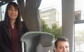 Δήμος Πεντέλης: Πραγματοποιήθηκε σήμερα το πρώτο δρομολόγιο που μεταφέρει φοιτητές του Δήμου Πεντέλης προς την Πανεπιστημιούπολη & Πολυτεχνειούπολη