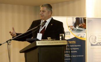 Ομιλία του Περιφερειάρχη Αττικής σε επιστημονική ημερίδα με θέμα το στρατηγικό σχεδιασμό στην Αυτοδιοίκηση με όραμα το 2023