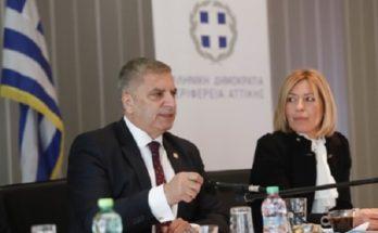 Το πρόγραμμα πρόληψης υγείας της Περιφέρειας που θα εφαρμοστεί και στους 66 Δήμους, παρουσίασε στο Νότιο Τομέα Αθηνών ο Περιφερειάρχης Αττικής Γ. Πατούλης