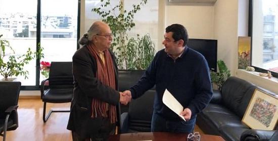 Πεύκη-Λυκόβρυση : «Ορκίστηκε Κοινοτικός Σύμβουλος Πεύκης ο Κωνσταντίνος Παγώνης»