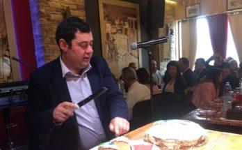 Σε εκδηλώσεις κοπής πίτας φορέων της πόλης ο Δήμαρχος