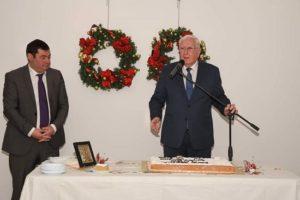 Την Πρωτοχρονιάτικη πίτα του έκοψε ο Δήμος Λυκόβρυσης Πεύκης 1η Ιανουαρίου 2020