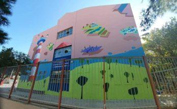Τα σχολεία του Χαλανδρίου αλλάζουν όψη μετά από πολλά χρόνια