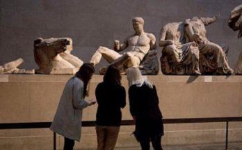Άρθρο των Sunday Times προς τον Βρετανό πρωθυπουργό Μπόρις Τζόνσον : «Να επιστρέψεις τα Γλυπτά του Παρθενώνα στην Αθήνα γιατί εκεί ανήκουν»