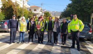 Εκπαίδευση Σχολικών Τροχονόμων από την Α΄ Σχολική Επιτροπή του Δήμου Βριλησσίων