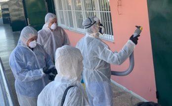 Δήμος Γλυφάδας : Προληπτική απολύμανση σχολείων και δημοτικών χώρων λόγο Κορωνοϊού