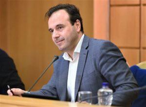 Μεγάλη τιμή για όλη την Αυτοδιοίκηση η συμμετοχή του Προέδρου της ΚΕΔΕ στην Επιτροπή «Ελλάδα 2021»