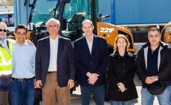Κηφισιά: Με δύο νέα μηχανήματα έργου ενισχύεται ο στόλος της Καθαριότητας του Δήμου