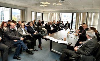 Ο Δήμος Κηφισιάς στην ενημερωτική συνάντηση στην Περιφέρεια Αττικής για την ανακύκλωση και τα ενεργειακά ζητήματα