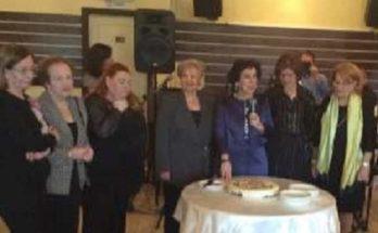 Με μεγάλη συμμετοχή και εξαιρετική επιτυχία πραγματοποιήθηκε η κοπή της βασιλόπιτας του συλλόγου Χίων Κηφισιάς