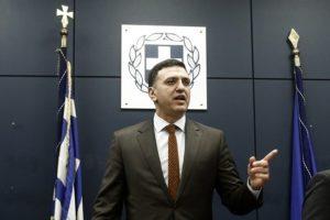 Ο υπουργός Υγείας, Βασίλης Κικίλιας παίρνει μέρος στη συνεδρίαση του Εθνικού Συμβουλίου Δημόσιας Υγείας (Ε.ΣΥ.Δ.Υ) με αφορμή την προετοιμασία και θωράκιση της χώρας για τον νέο κοροναϊό, στο υπουργείο, Αθήνα Δευτέρα 3 Φεβρουαρίου 2020, ΑΠΕ-ΜΠΕ/ΑΠΕ-ΜΠΕ/ΓΙΑΝΝΗΣ ΚΟΛΕΣΙΔΗΣ