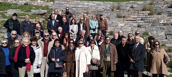 Πενήντα νυν και πρώην Δήμαρχοι της Αττικής επισκέφθηκαν το Λαύριο