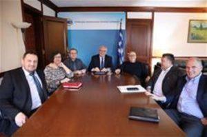 Υπεγράφη Μνημόνιο συνεργασίας για νέο πιλοτικό πρόγραμμα μεταξύ Δήμου Αμαρουσίου και ΟΑΕΔ, με στόχο τη διάγνωση των αναγκών της τοπικής αγοράς Εργασίας και την ταχύτερη σύζευξη προσφοράς και ζήτησης εργασίας 26/2