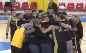 Μεγάλη νίκη για το Μαρούσι Basketball στην έδρα της Νεανικής Εστίας Μεγαρίδος B.C. με 66-75.