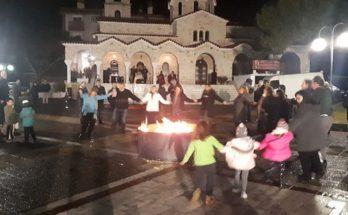 Πεντέλη Σύλλογος Ηπειρωτών: Για πρώτη φόρα στα Μελίσσια αναβίωσε η Παραδοσιακή Ηπειρώτικη Αποκριά Τζαμάλα .
