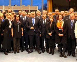 Αντιπρόεδρος της Ευρωπαϊκής Επιτροπής Περιφερειών (ΕτΠ) και Επικεφαλής της Ελληνικής Αντιπροσωπείας για την περίοδο 2020-2025 εξελέγη ο Περιφερειάρχης Αττικής και Αντιπρόεδρος της ΕΝΠΕ Γ. Πατούλης