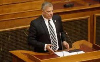 """Ο Περιφερειάρχης Αττικής Γιώργος Πατούλης τοποθετήθηκε σήμερα στη Βουλή στην επιτροπή συζήτησης για το Σ/Ν του Υπ.Υγείας """"Πρόληψη, Προστασία και προαγωγή της υγείας""""."""