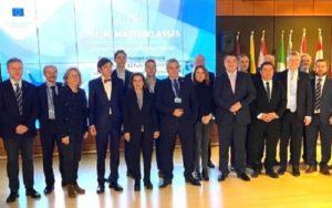 Στη σύσκεψη των επικεφαλής των χωρών που συμμετέχουν στην Ευρωπαϊκή Επιτροπή των Περιφερειών στις Βρυξέλλες, ο Περιφερειάρχης Αττικής και Αντιπρόεδρος της ΕτΠ Γ. Πατούλης