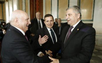 Γ. Πατούλης: «Προτεραιότητά μας να γίνει η Αττική μια πράσινη Περιφέρεια, απόλυτα θωρακισμένη και ασφαλής για τους πολίτες της»