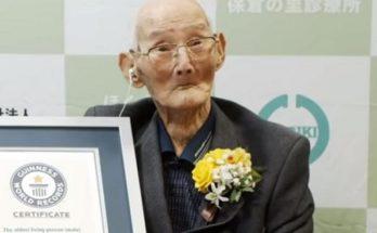 Σιτέτσου Ουατάναμπε: Ο γηραιότερος εν ζωή άνδρας αποκάλυψε το μυστικό του